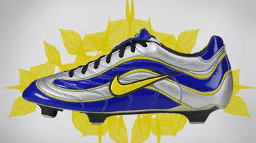 新聞分享 / Nike Mercurial 足球鞋款歷史演進