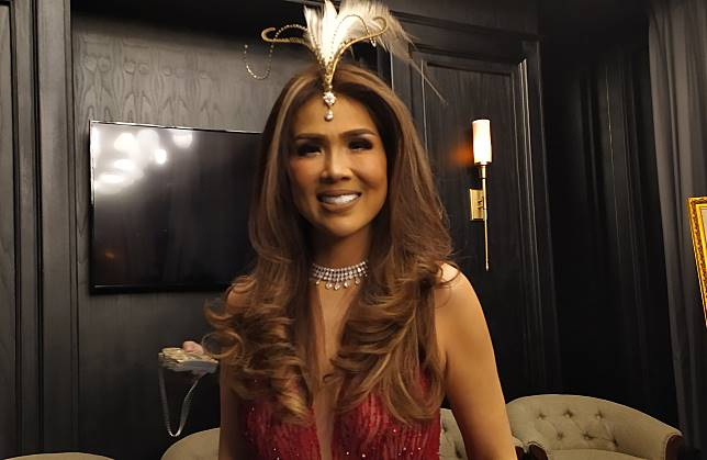 Sama-sama Single Parent, Helena Lim Jadikan Maia Estianty Panutan