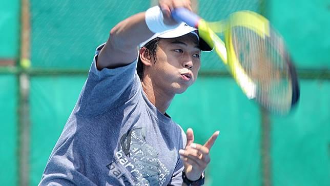 「網球王子」盧彥勳:父親是我不放棄網球的原因
