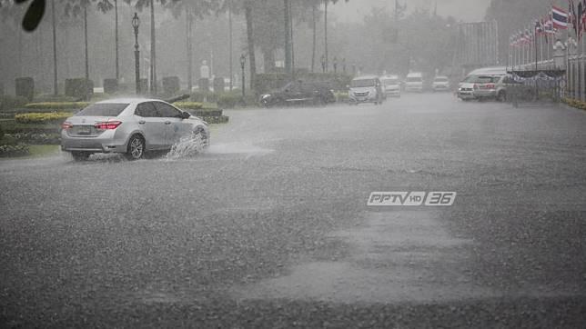 อุตุฯ เตือนรับมือฝนถล่ม 26-27 ส.ค.นี้
