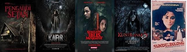 10 Daftar Film Hantu Terseram Sepanjang Masa Bikin Merinding