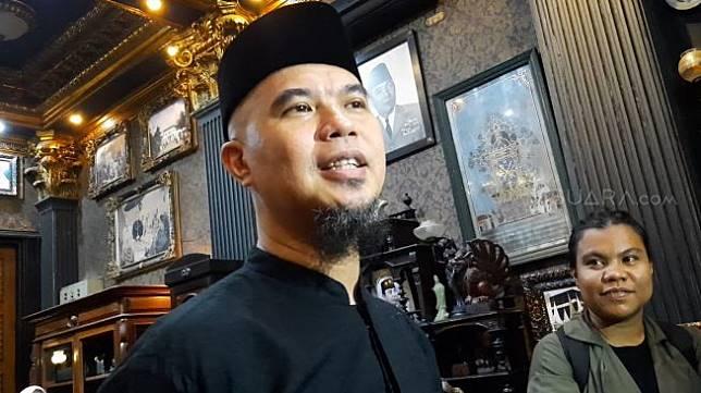 Ahmad Dhani [Ismail/Suara.com]