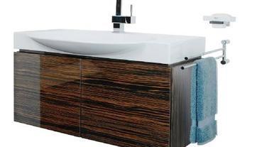 怎麼增加浴室的收納空間呢?