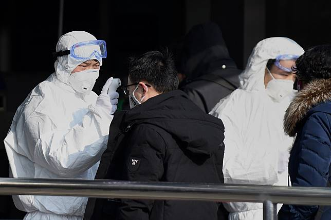CHINA-HEALTH-VIRUS