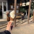 焼き芋ソフト - 実際訪問したユーザーが直接撮影して投稿した樋春スイーツ芋屋TATAの写真のメニュー情報