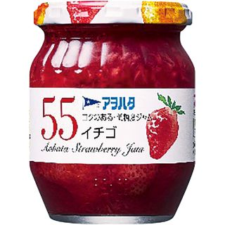 〈アヲハタ〉55ジャム 各種 250g