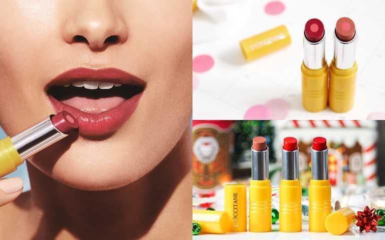 歐舒丹果漾夾心潤色護唇膏 3.5g/880元 雖然是護唇膏,但潤色效果一級棒,而且還有這麼高的抗氧化成分,讓妳越擦雙唇越美越潤澤。(圖/品牌提供、翻攝網路)