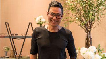 起點專訪 / 乘載美感的眼鏡設計師 Blake Kuwahara