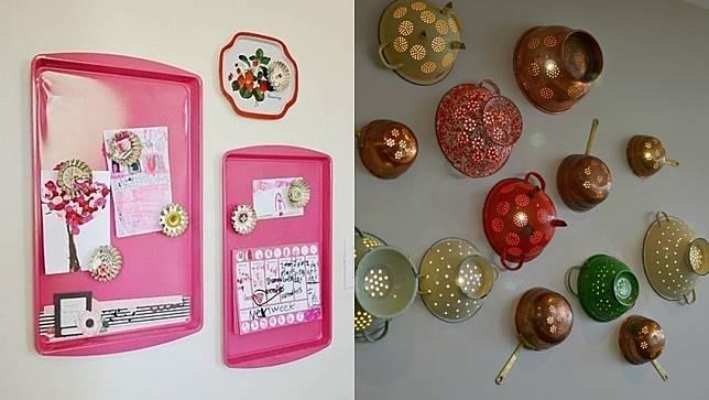 15 DIY Barang Bekas di Dapur yang Ampuh Mempercantik Dekorasi Rumah 61bb06d106