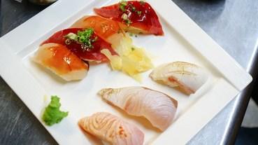 三鱻食堂 魚魚魚原來唸作「鮮」,忠孝新生 / 華山附近的知名日式料理店!
