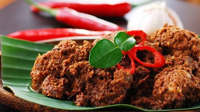 5 Kuliner Khas Indonesia Yang Mendunia Rendang Meraih Peringkat