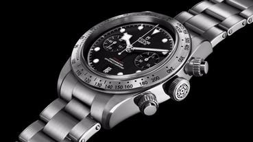 帝舵 HERITAGE BLACK BAY CHRONO 榮獲2017年日內瓦高級鐘錶大賞「小指針」獎