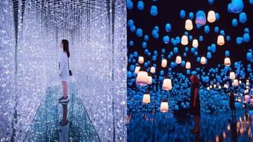 「teamLab:舞動藝術展&未來遊樂園」將於澳門展出,更新增聖誕節特別主題!