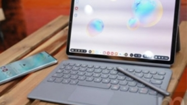 三星預告推出 Galaxy Tab S6 5G 版本,預期會在 CES 2020 正式亮相