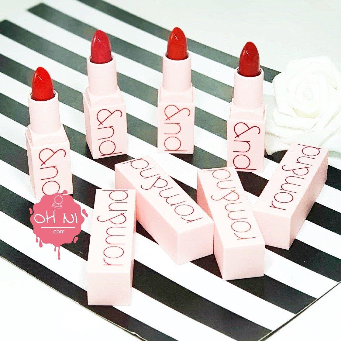 Rom&nd 四季玫瑰唇膏 Romand OH NI.姐姐。人氣店家oh ni 姐姐美妝的唇部彩妝、保養有最棒的商品。快到日本NO.1的Rakuten樂天市場的安全環境中盡情網路購物,使用樂天信用卡選