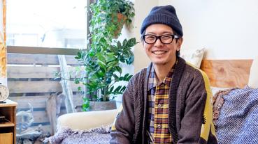 起點嘗鮮:喜愛花草及滑板的服裝設計師 Alexander Lee Chang