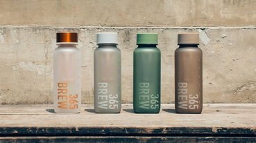 編輯的口袋購物清單:質感與功能兼備,讓人看了就想喝水的4款超輕量隨身水瓶