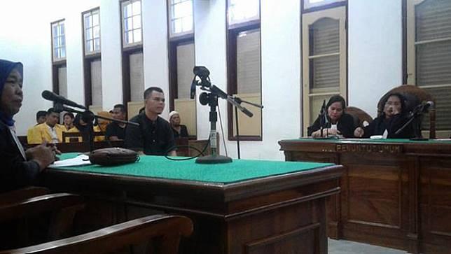 Kurir narkoba dijatuhi hukuman mati