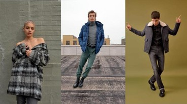 Sisley 2018秋冬男女裝系列呈現多元現代風情,胡宇威擔任服裝秀壓軸性感登場