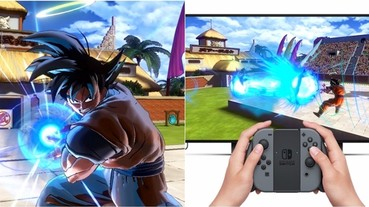 發售日確認-《Dragon Ball Xenoverse 2》登陸 Nintendo Switch