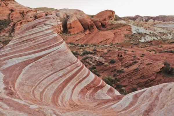 10 Wisata Alam yang Tersembunyi Dibalik Gemerlap Kota Las Vegas