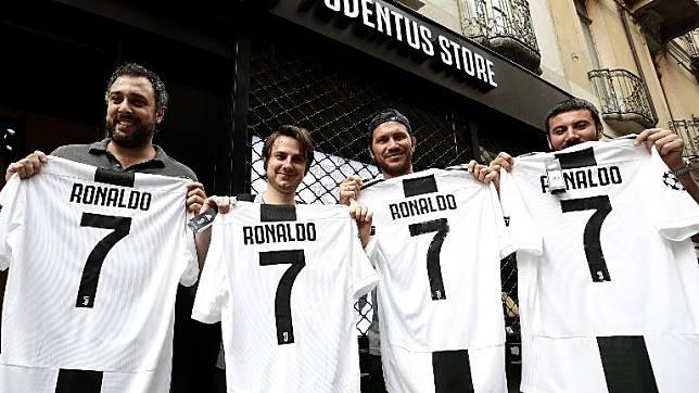 Juventus Terus Merugi Hingga Kontrak Ronaldo Berakhir