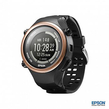 EPSON PS-600 心率智慧手錶
