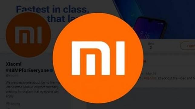 Logo Xiaomi. (twitter/xiaomi)