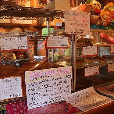 実際訪問したユーザーが直接撮影して投稿した千里丘東カフェsanta cafe HASHの写真
