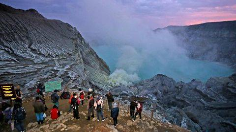 Gunung yang Cocok bagi Pendaki Pemula