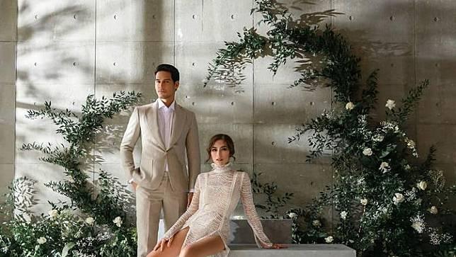 Tunda Pernikahan, Ini 7 Potret Prewedding Jessica Iskandar dan Richard Kyle