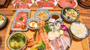 【台中北屯日式燒肉推薦-富田和牛燒肉】享用美味和牛與經典正宗日式料理