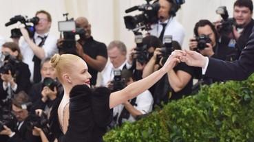 2017 Met Gala 紐約大都會博物館慈善晚宴名人配戴Cartier作品 紅毯光彩奪目