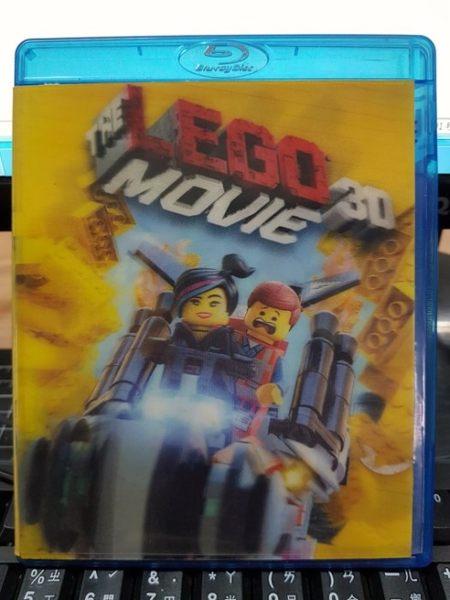 影音專賣店-Q04-099-正版BD【樂高玩電影 3D+2D雙碟】-藍光動畫 LEGO(直購價)