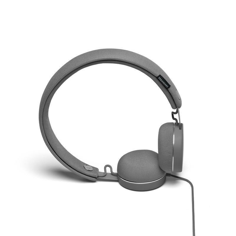 Humlan可拆水洗耳罩式耳機 - 深灰色 Humlan可拆水洗耳罩式耳機 - 深灰色