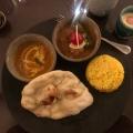 ハイドラバディ ベジタブルビリヤニ - 実際訪問したユーザーが直接撮影して投稿した神楽坂インド料理インド料理 想いの木の写真のメニュー情報