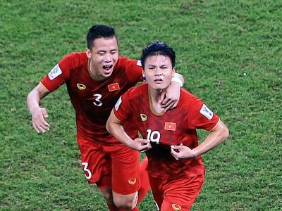 5 tuyển thủ Việt Nam góp mặt trong đội hình Đông Nam Á tại vòng bảng Asian Cup 2019