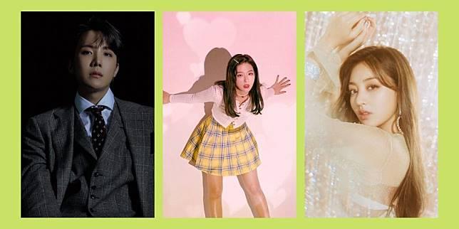 6 Idola K Pop Berzodiak Aquarius Yang Karismatik Cosmopolitan Co Id Line Today