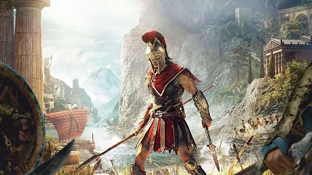 Ubisoft Bagikan Game Assassin S Creed Odyssey Gratis Dalam Waktu