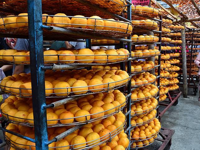 9月到11月是柿子盛產的季節,來到新竹新埔柿園看客家人曬柿餅、品嘗柿餅配上一杯茶,感受客家文化的滋味。老爺鐵騎環島體驗台灣各城市獨特的人文風情。