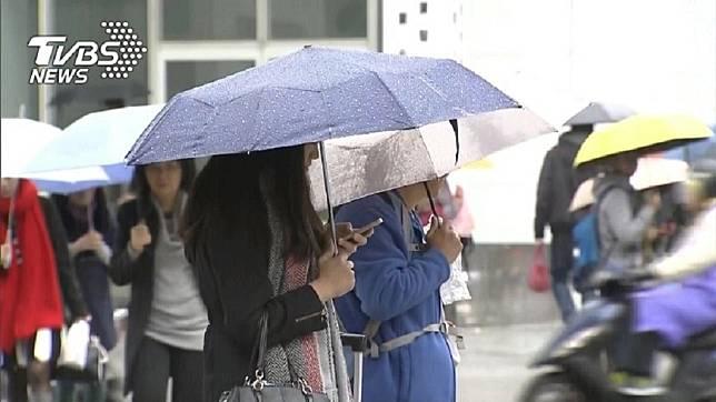 梅雨季結束了嗎?(示意圖/TVBS)