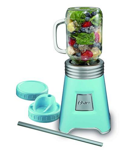 【日本代購】Jarden Oster Ball Jar攪拌機blstmm1-BBK-040 琥珀色