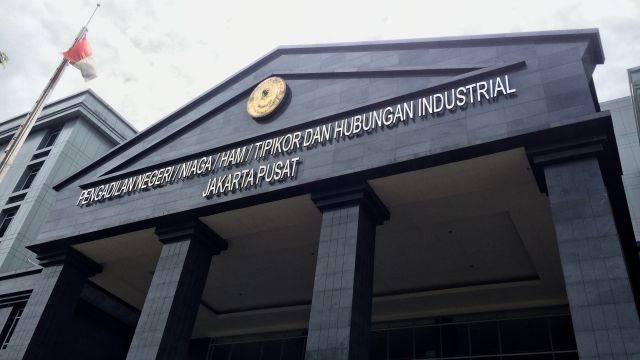 Gedung Pengadilan Negeri Tipikor Jakarta (Foto: Dimas Jarot/kumparan)