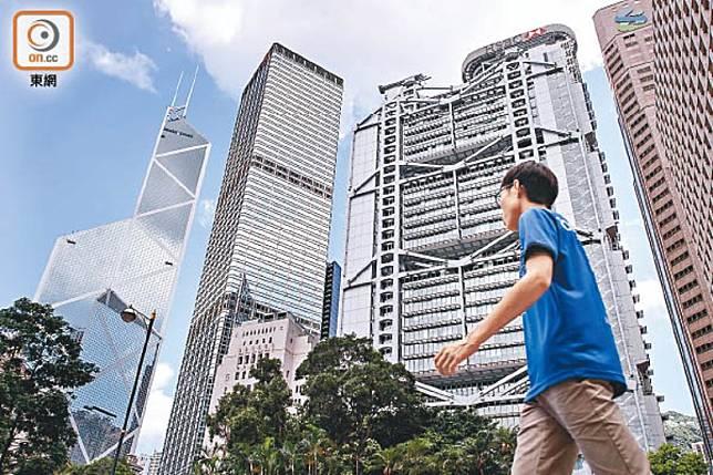 面對內憂外患,香港經濟和資產價格穩定正備受考驗。
