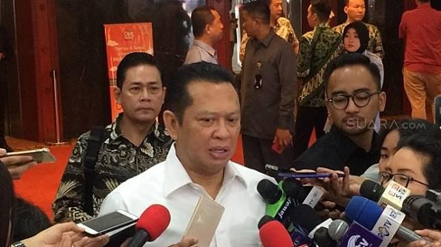 Sebut Mau Jadi Gubernur DKI Perlu Rp 1 T, Bamsoet: Kembalikan ke Parlemen