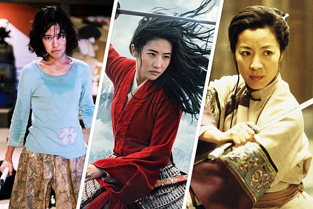 7 kick-ass Asian women in Chinese and US movies who prove MMA and martial arts are for everyone