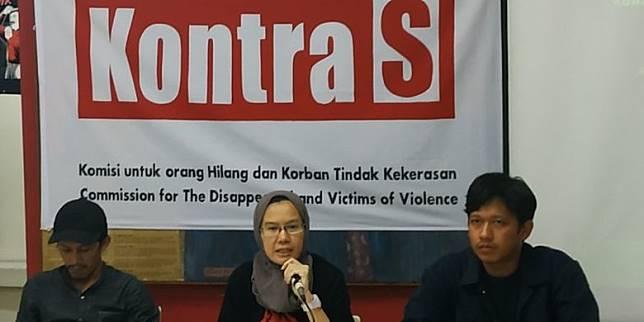 Kontras: Terjadi 1.056 Kasus Pelarangan Berkumpul Sepanjang 2015-2018