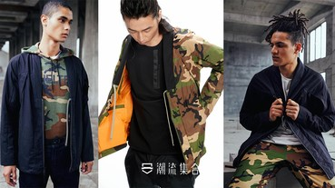 The North Face Urban Exploration 最新「SUMMER CAMO」系列登場!