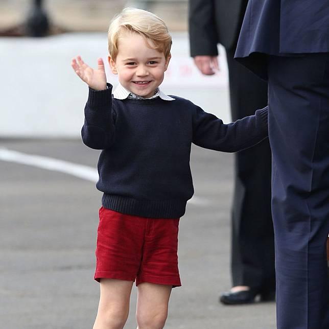 Lihat Kartu Hari Ibu yang Dibuat Oleh Pangeran George