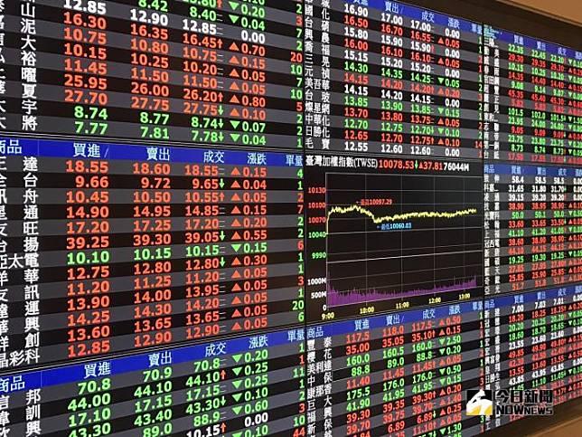▲台股走勢目前仍無法脫離全球股市處於修正的格局,再加上市場對於陸續公布的財報多抱高度關注,在消息明朗前,市場波動難免。(圖/NOWnews 資料照片)